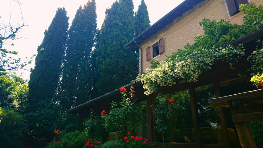 Rama Relais Giulia's Suite - Caprino veronese - Bed & Breakfast