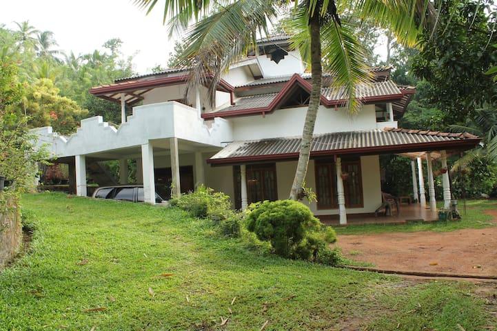Gurukanda Villa - Hikkaduwa - Villa