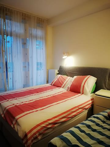 Lux  room voor 3persons by Subway