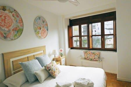 Apartament Ourense Existe. En pleno corazón Termal