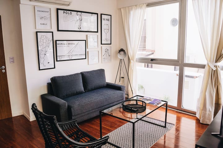 Comfy Apartment in the ♡ of Recoleta