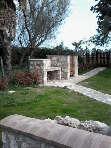 La casina - Lido di Tarquinia