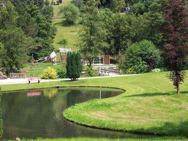 Naturgolfplatz in Klosterreichenbach - Miniature golf course