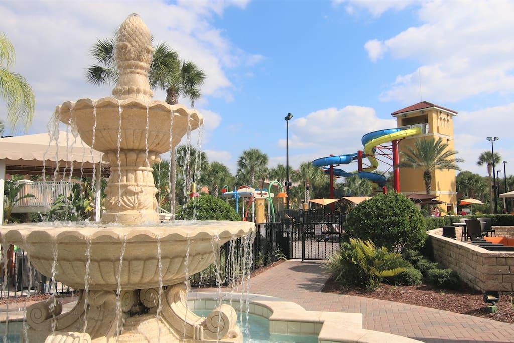 Fantasy World Resort  Br Villa