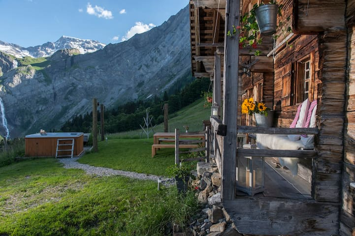Be free and relax - Adelboden - Chalé