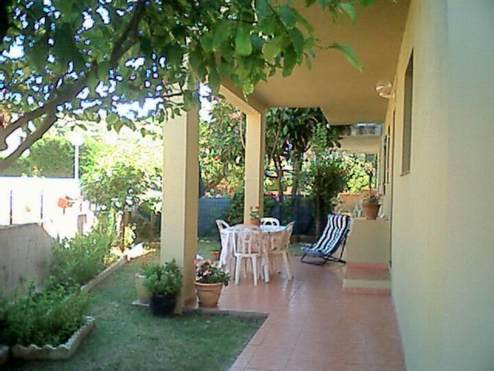 Appartement avec jardinet proche des plages