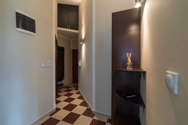 Fully equipped luxury apartment in Tivat