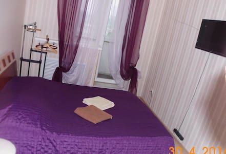 Double room with balcony (Standard) - Appartamento