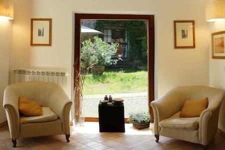 """a """"villa"""" in the old town barbarano Roman - Barbarano Romano - Rumah"""