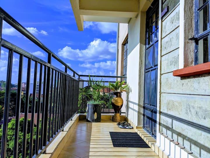 CIty View Apartment,Nairobi