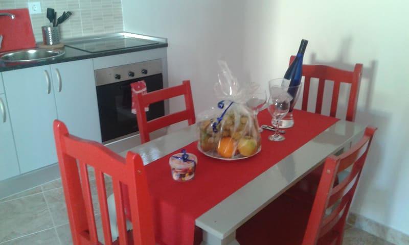 APARTAMENTO CON ENCANTO EXTERIOR - Arona - Apartment