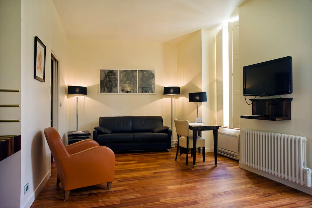 Salon - Canapé-lit