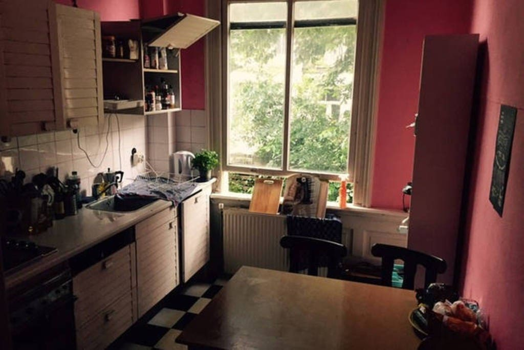 Our cozy kitchen
