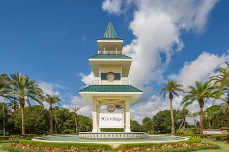 PGA, METS, UPSTAIRS PRIVATE APARTMENT - 圣露西港(Port St. Lucie)