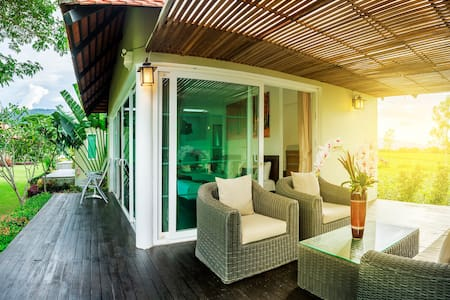 2 BD Deluxe Villa with a great view of Khao Yai - Mu Si - Villa