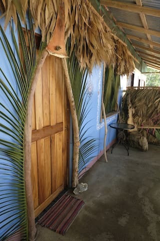 Caribbean Kingdom House in front of the beach!