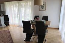 Essplatz / Dining Area