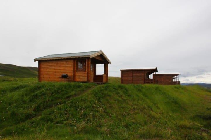 Hlíð Huts - Cabin 2 pax
