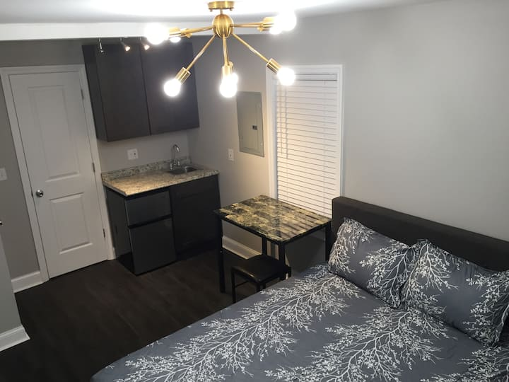 Browns Mills Beautiful Private Studio Apartment #7