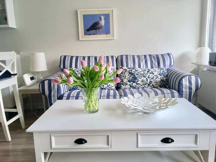BelEtage Blu/Apartment at the Sea !