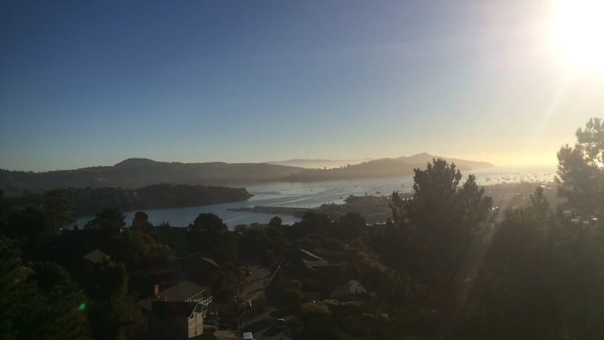 Sunny Sausalito with a view - Sausalito - Apartament