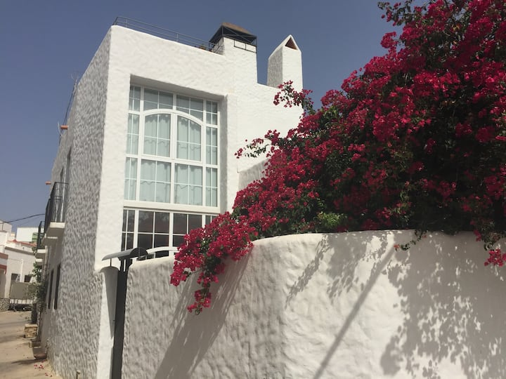 Casa 8 plazas en la Alpujarra de Almería (Illar)