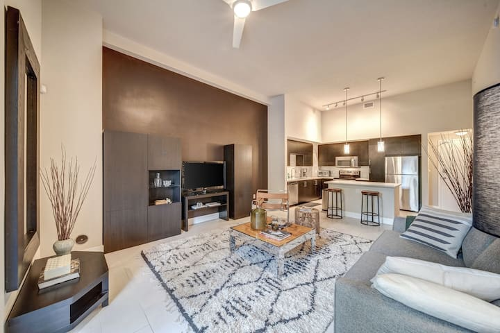 1bd/1Bth Brand New Townhouse Condo in Brickell