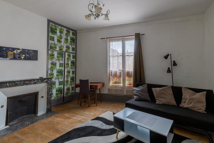 Appartement calme centre ville de Sens