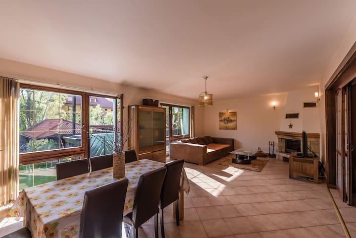 Lesná villa apartmán - Nová Lesná - Dům