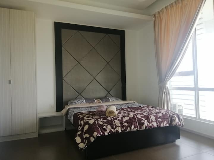 DM Studio@Garden Plaza, Cyberjaya Fully Furnished