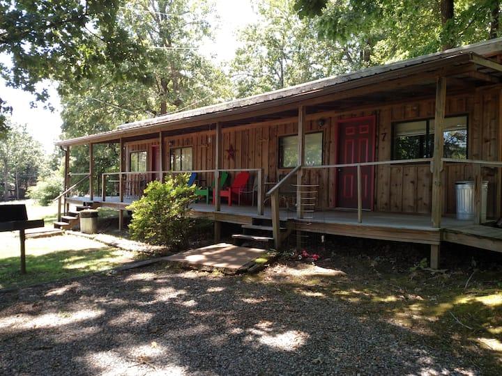 Duplex, cabin 8
