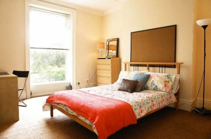 Spacious Double Rooms 3