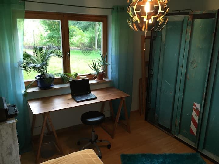Natur und Ruhe Einzelzimmer in Haus unweit Kassel