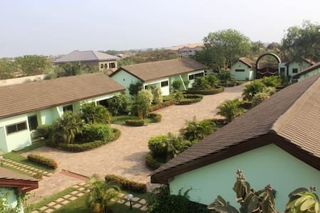 Furnished Apartment in Ghana (2) - Accra - Willa