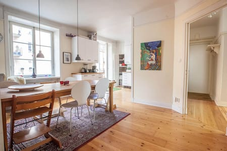 Beautiful apartment in central Stockholm - Stockholm