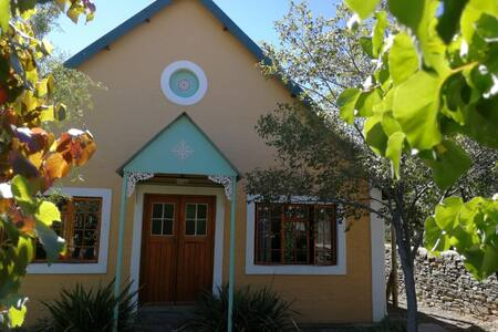 The Loveable Karoo House