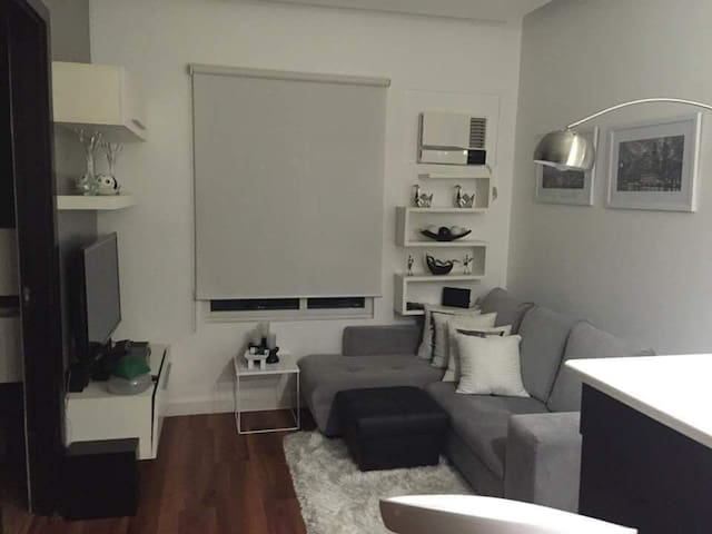 Minimalist and Modern Design Condo Unit.