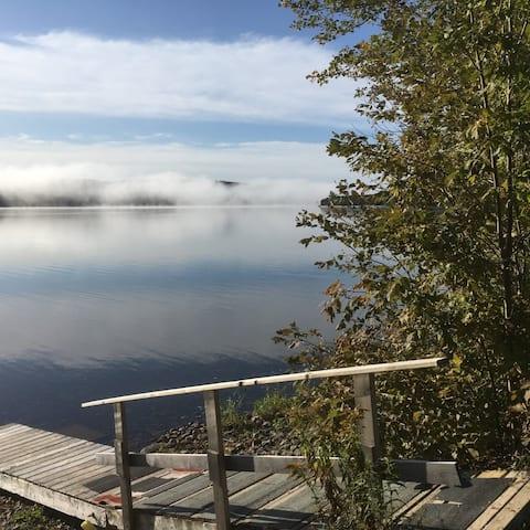 Cozy Lakeside Cottage Lochaber Lake Antigonish  NS