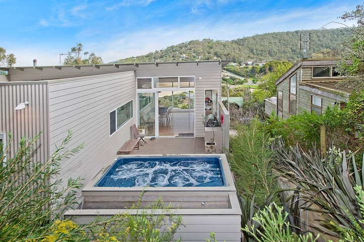 Drift - Ocean Views and Outdoor Spa! - Wye River - House