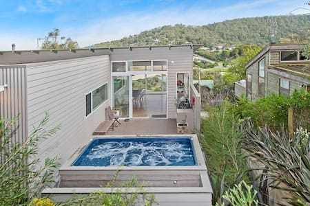 Drift - Ocean Views and Outdoor Spa! - Wye River