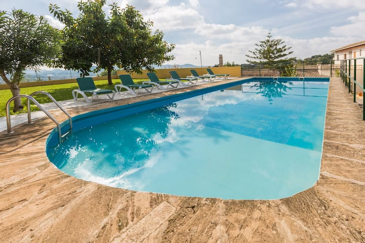 S'ESPITAL - Villa for 10 people in MANACOR.