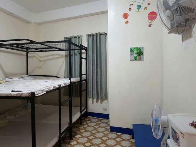 Boracay Budget Room #3 Puka Beach