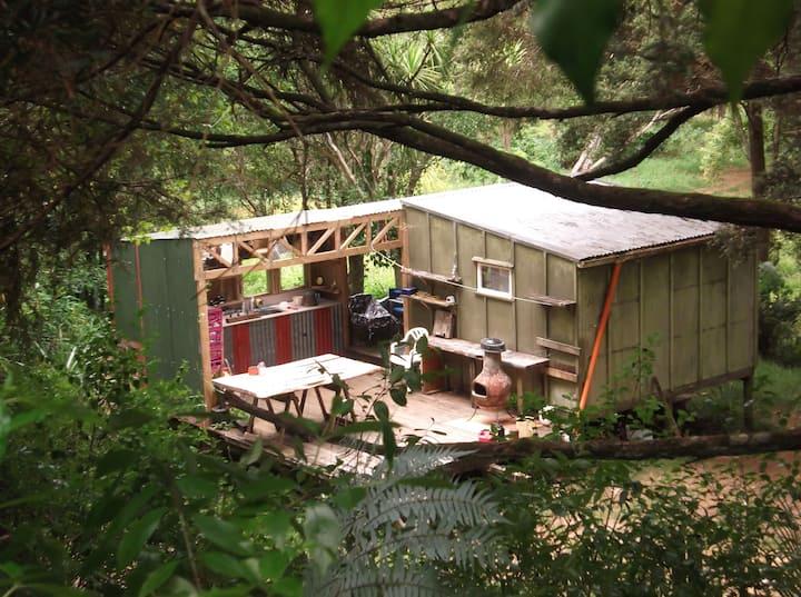 Eel Pond Hut