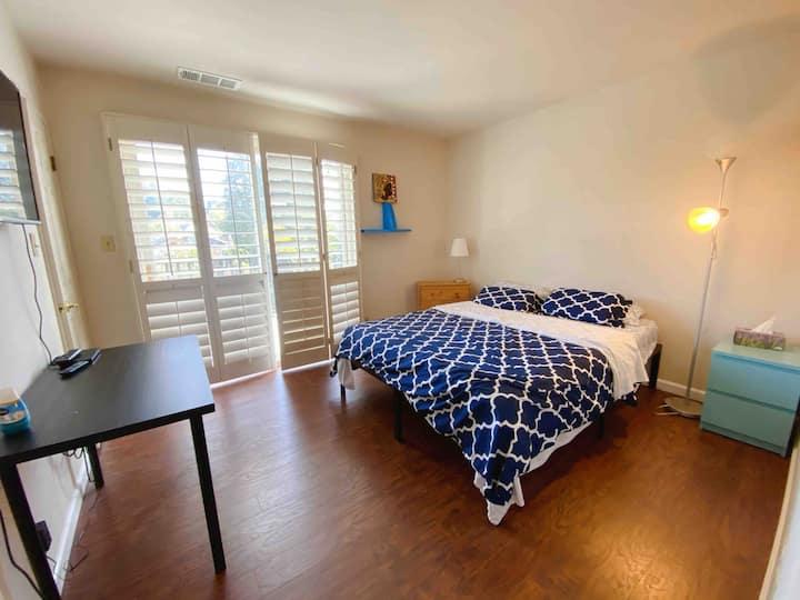 """Private Room """"LA"""" in a House"""