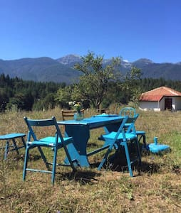 Charming Mountain Chalet near Bansko for 3 people - Разлог - 别墅