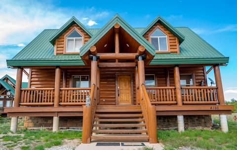 Bighorn Luxury Lodge - Duck Creek