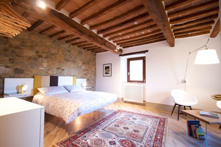 Lina - suite con vista a Monticchiello