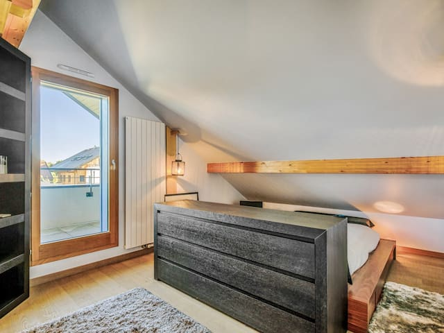 Beautiful 3-rooms flat **** : Terrace - Sun - Calm