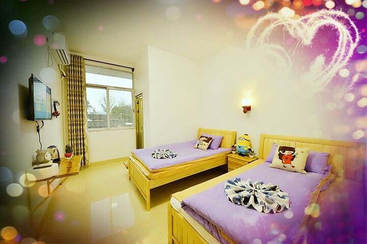 南靖土楼 云水谣景区 云水谣海西情怀客栈标准间 - Zhangzhou - Bed & Breakfast