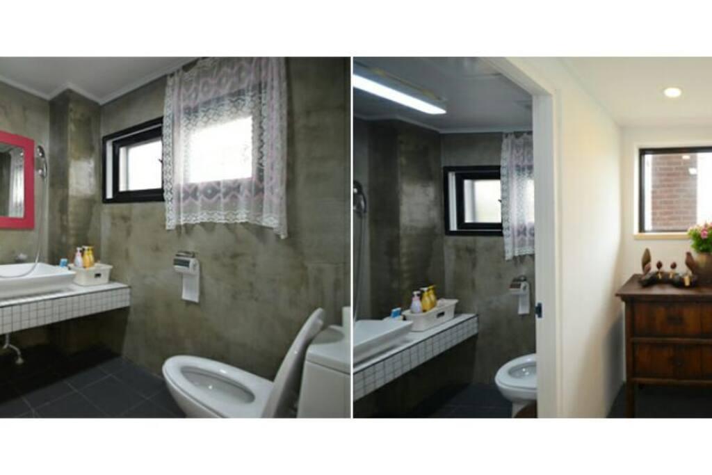 2층 욕실